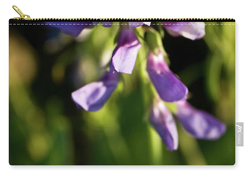 god's Fingerprint Carry-all Pouch featuring the photograph God's Fingerprint by Paul Mangold