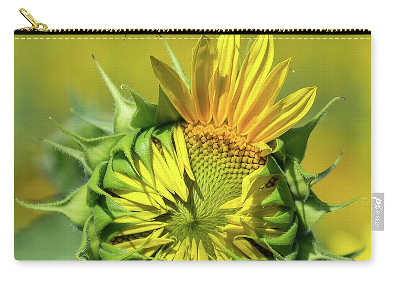 Honey Carry-all Pouch featuring the photograph Go'in In by Christy Cox
