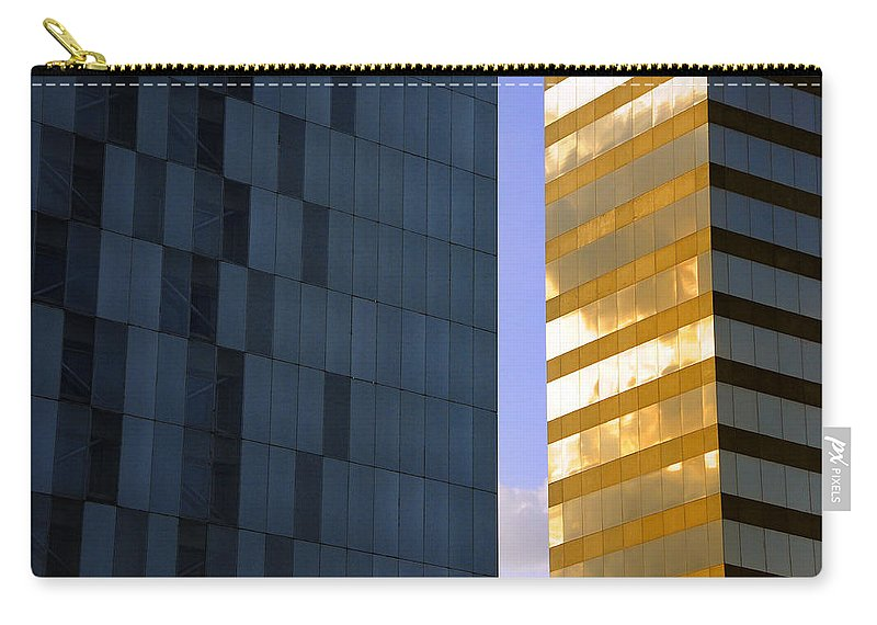 Gold Standard Carry-all Pouch featuring the photograph Gold Standard Df by Skip Hunt