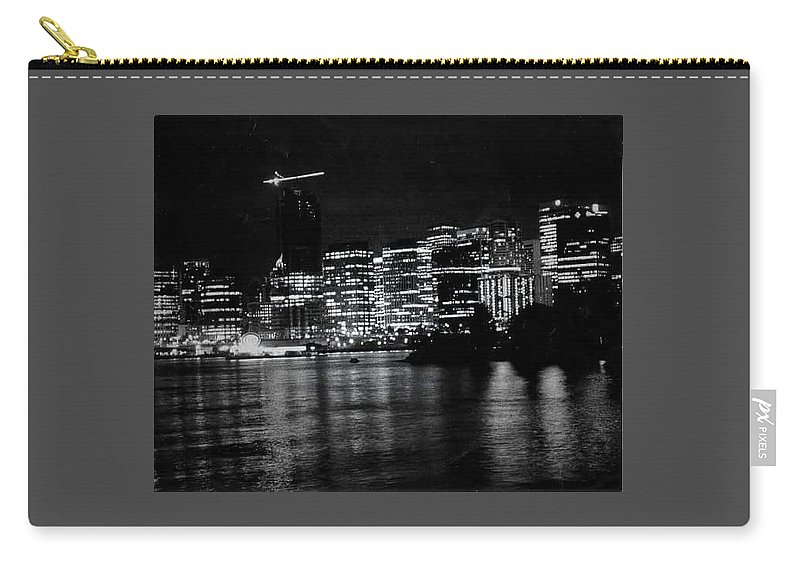 Carry-all Pouch featuring the photograph Gorgeous Vancouver Bc Canada by Jeremy Owens