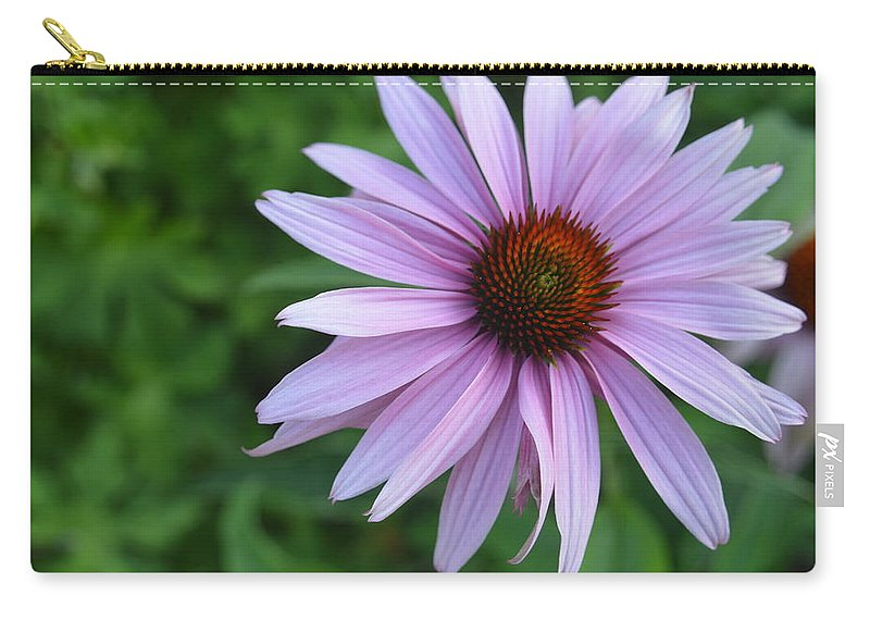 Purple Carry-all Pouch featuring the photograph Grace by Tim Votapka