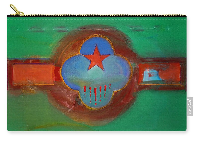 Star Carry-all Pouch featuring the painting Grand Canal by Charles Stuart
