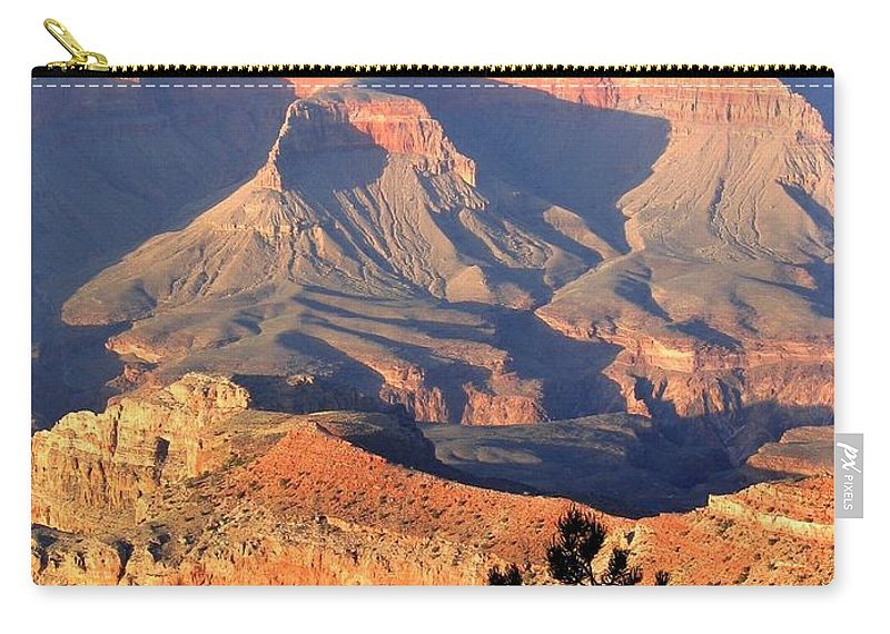 #grandcanyon50 Carry-all Pouch featuring the photograph Grand Canyon 50 by Will Borden
