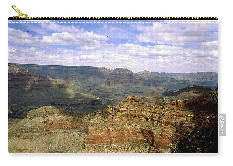 Arizona Carry-all Pouch featuring the photograph Grand Canyon by Gary Wonning