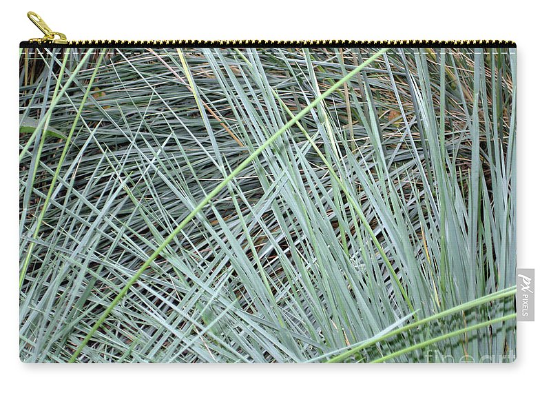 Adrian March Carry-all Pouch featuring the photograph Grasses 1 by Adrian March