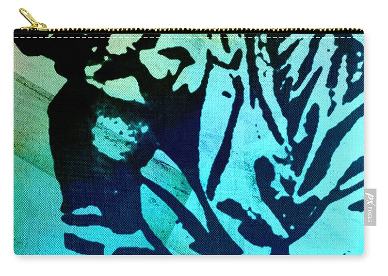 Pain Carry-all Pouch featuring the photograph Grip Of Pain by Edward Fielding