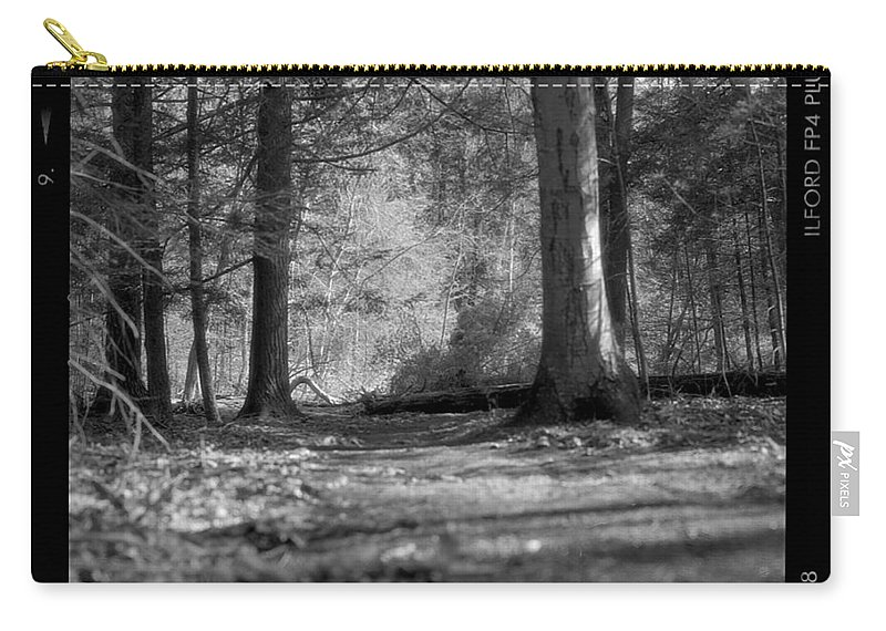 Trees Carry-all Pouch featuring the photograph Ground Floor by Jean Macaluso