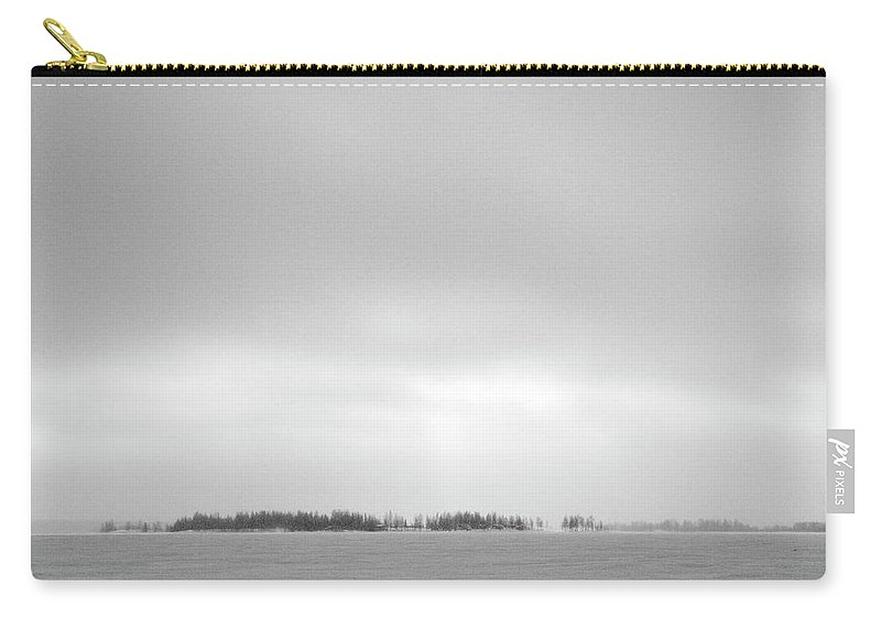 Lehtokukka Carry-all Pouch featuring the photograph Gulf Of Bothnia Variations Nr 3 by Jouko Lehto
