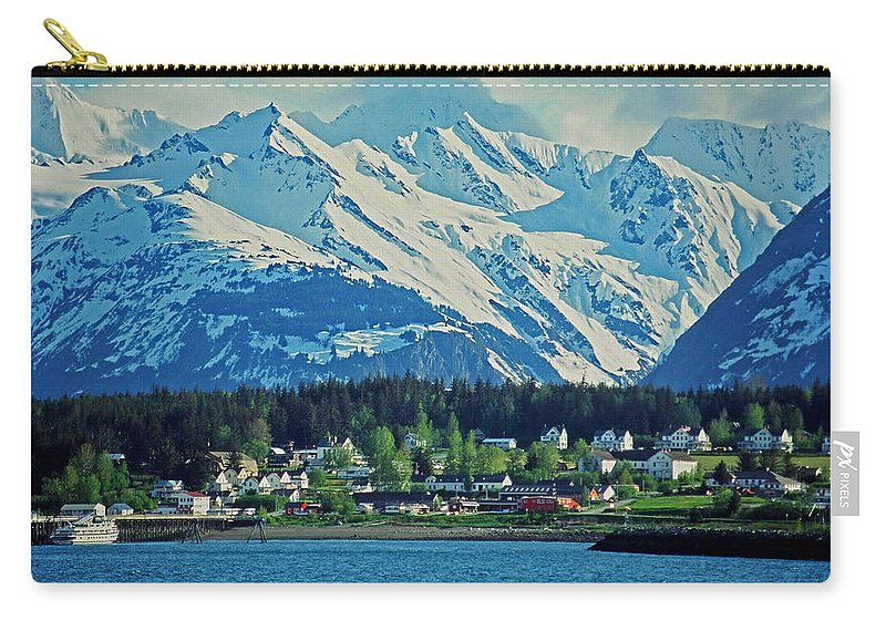 North Carry-all Pouch featuring the photograph Haines - Alaska by Juergen Weiss