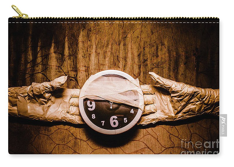 Halloween Carry-all Pouch featuring the photograph Halloween Time by Jorgo Photography - Wall Art Gallery