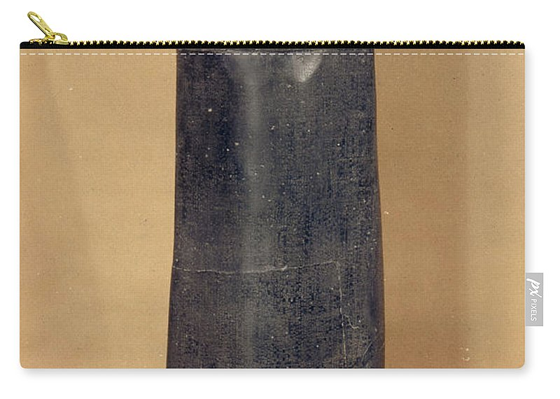 18th Century B.c. Carry-all Pouch featuring the photograph Hammurabis Code by Granger
