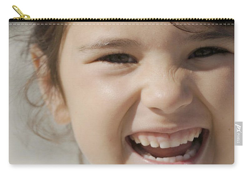 Happy Contest Carry-all Pouch featuring the photograph Happy Contest 10 by Jill Reger
