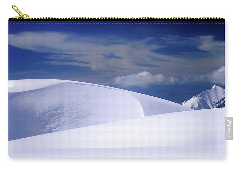 Alone Carry-all Pouch featuring the photograph Harmony by Konstantin Dikovsky
