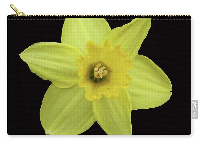 Flowers Carry-all Pouch featuring the photograph Hart by Krisjan Krafchak