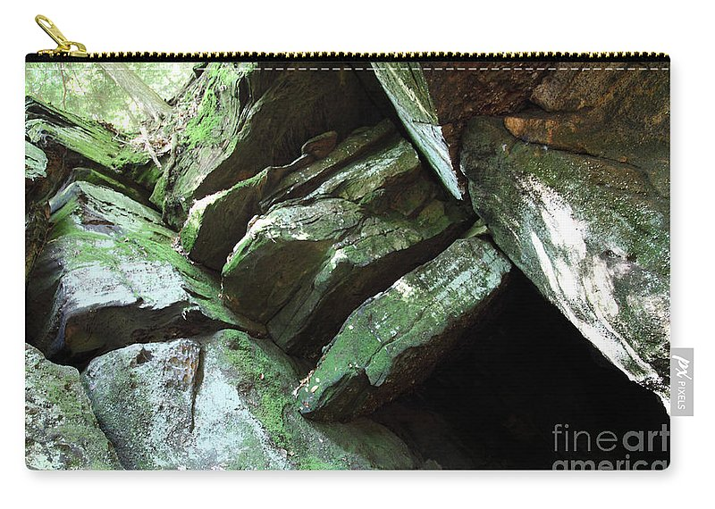 Tree Carry-all Pouch featuring the photograph Hi Tree by Amanda Barcon