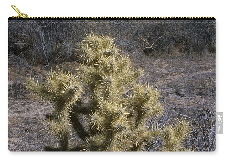 High Desert Carry-all Pouch featuring the photograph High Desert Country by Soli Deo Gloria Wilderness And Wildlife Photography