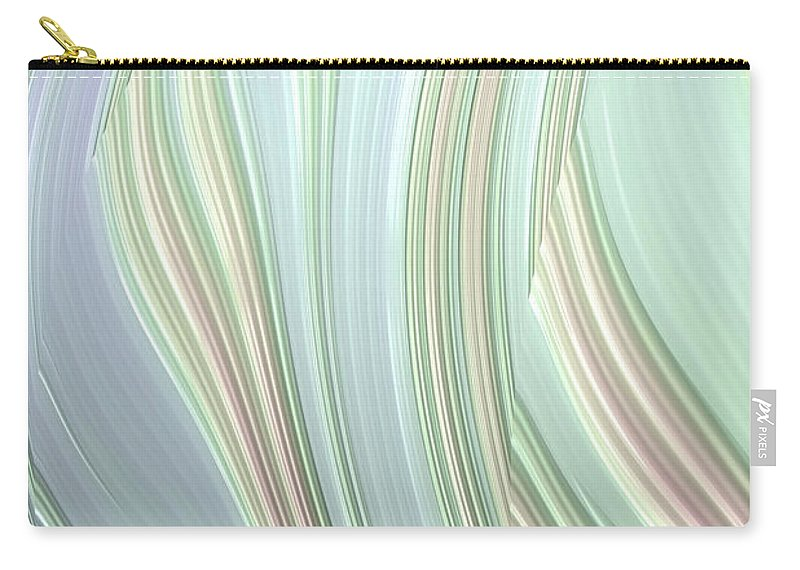 Fractal Carry-all Pouch featuring the photograph High Energy by Steve Purnell