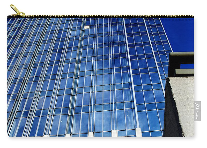 Nashville Carry-all Pouch featuring the photograph High Up To The Sky by Susanne Van Hulst