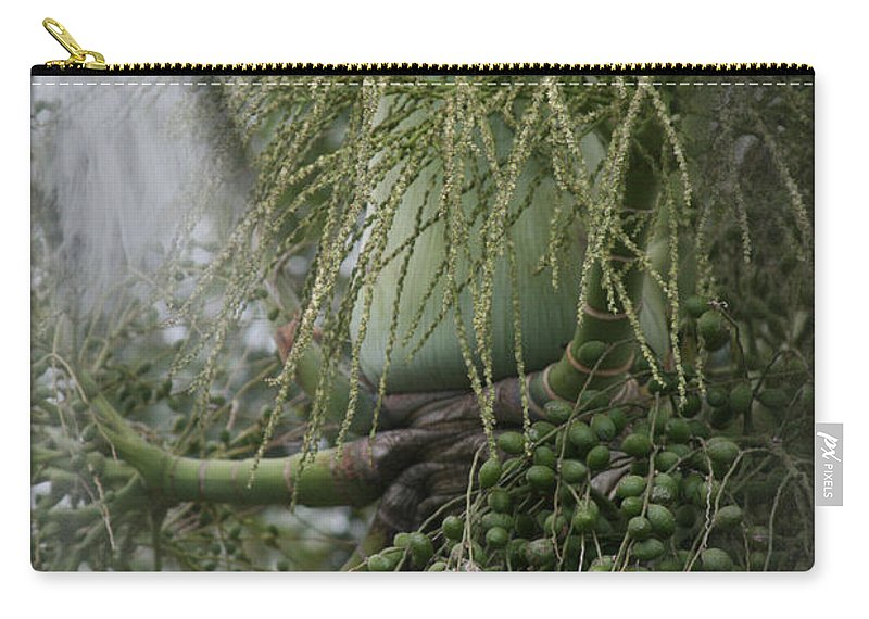 Aloha Carry-all Pouch featuring the photograph Hii Lani by Sharon Mau
