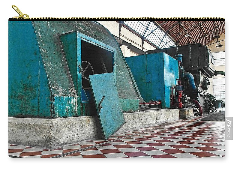 Belgium Carry-all Pouch featuring the photograph Historical by Elisabeth Derichs