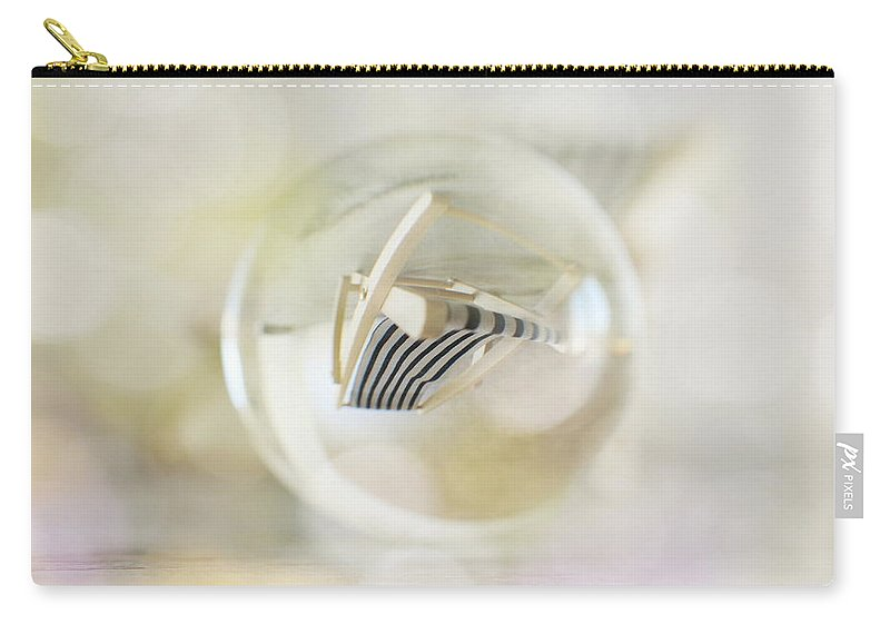 Vacation Carry-all Pouch featuring the photograph Holiday Feeling by Heike Hultsch