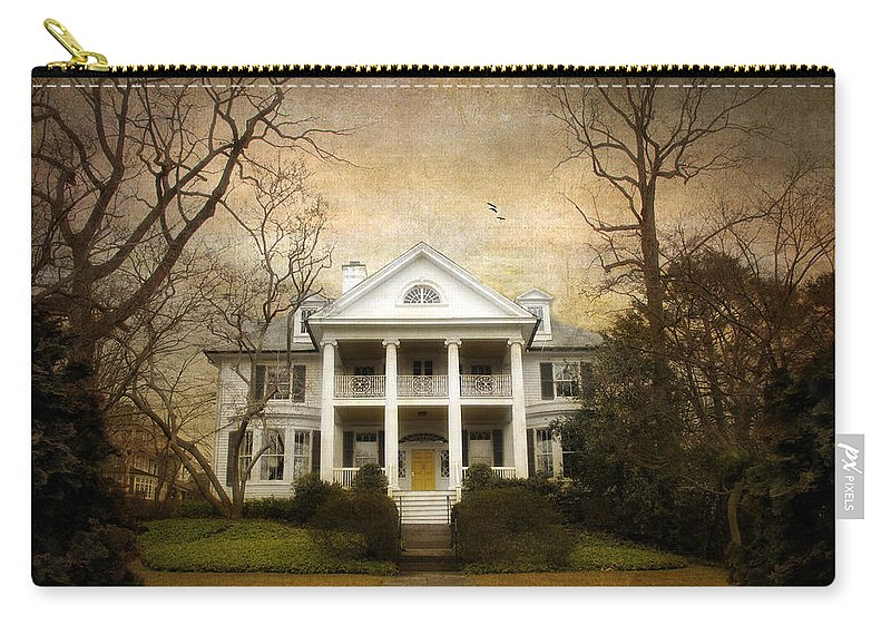 House Carry-all Pouch featuring the photograph Home Sweet Home by Jessica Jenney