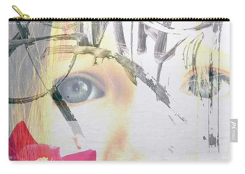 Modern Carry-all Pouch featuring the photograph Hope For The Future by Amanda Barcon
