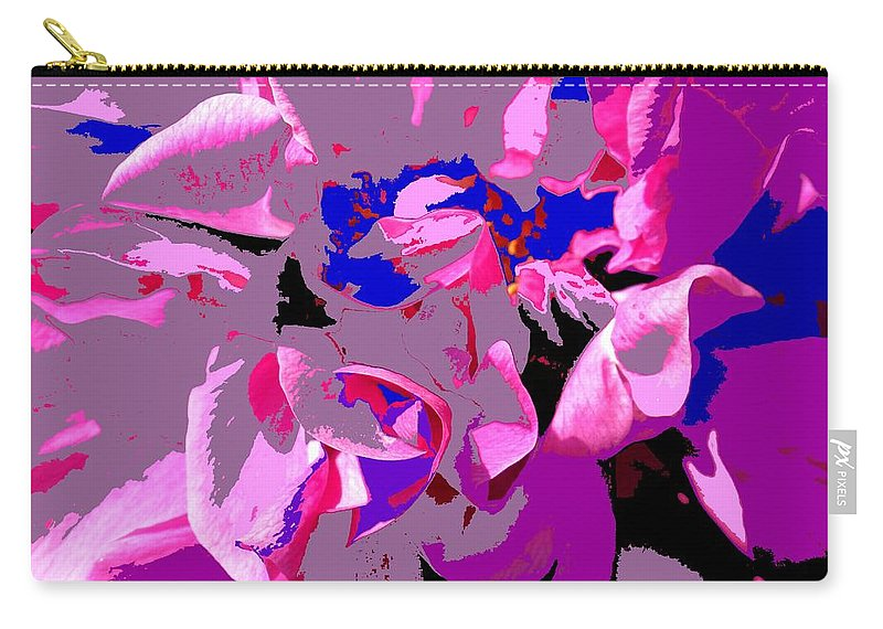Rose Carry-all Pouch featuring the photograph Hope by Ian MacDonald