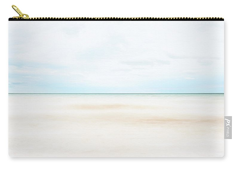 Horizon Carry-all Pouch featuring the photograph Horizon #9 by Scott Norris