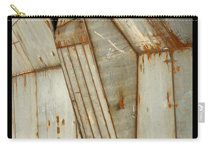 Hull Carry-all Pouch featuring the photograph Hull Detail by Tim Nyberg