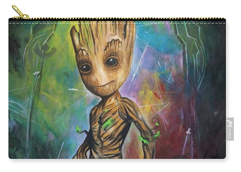 I Am Groot Carry All Pouch