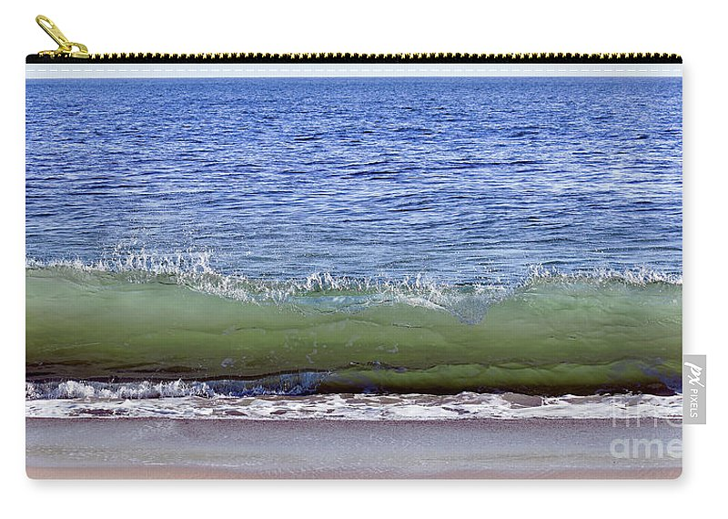 Scenic Carry-all Pouch featuring the photograph I Could Watch Forever by Skip Willits