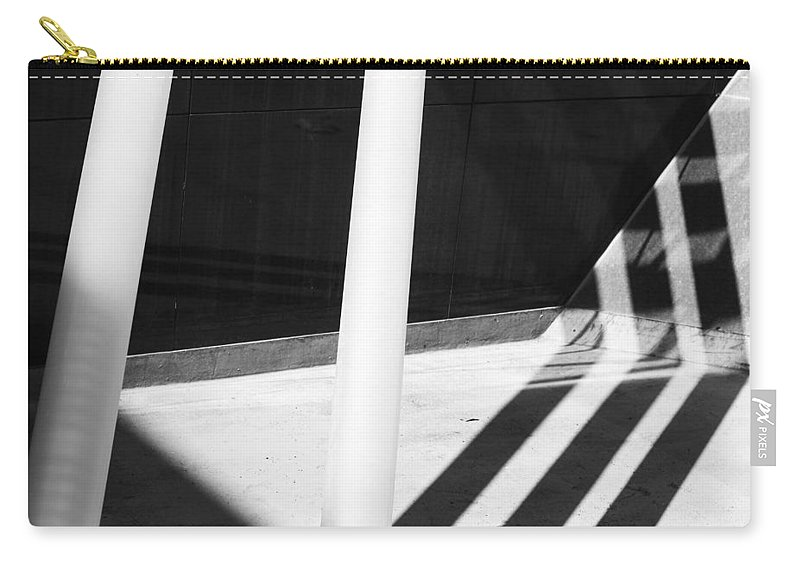 Abstract Carry-all Pouch featuring the photograph I Leap U Seep by The Artist Project