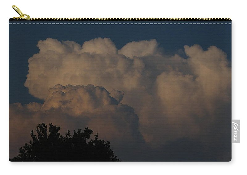 Patzer Carry-all Pouch featuring the photograph I Want To Ride by Greg Patzer