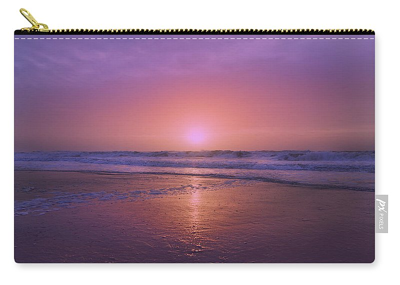 Romance Carry-all Pouch featuring the photograph I Will Not Abandon You by Betsy Knapp