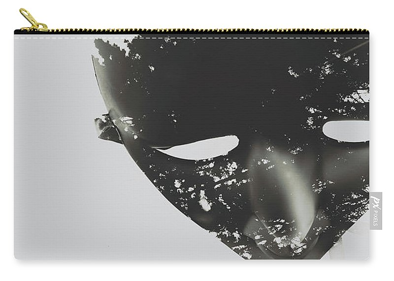 Creation Carry-all Pouch featuring the photograph In Creation Of Thought by Jorgo Photography - Wall Art Gallery