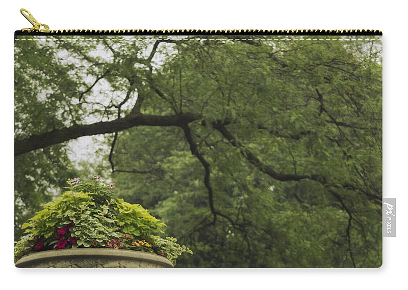 Ivy Carry-all Pouch featuring the photograph In The Spring by Margie Hurwich