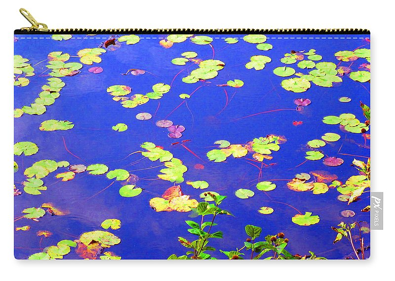 Water Carry-all Pouch featuring the photograph Innocence by Sybil Staples