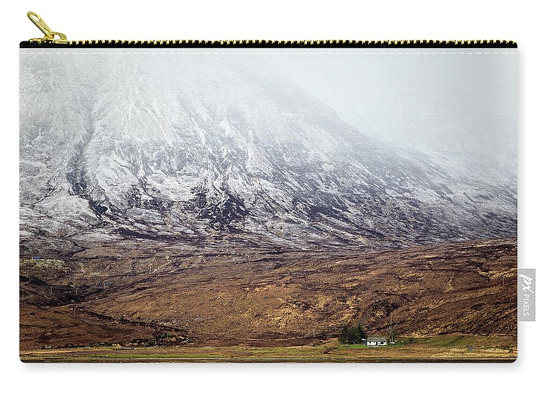 Beautiful Carry-all Pouch featuring the photograph Isle Of Skye by Chris Smith
