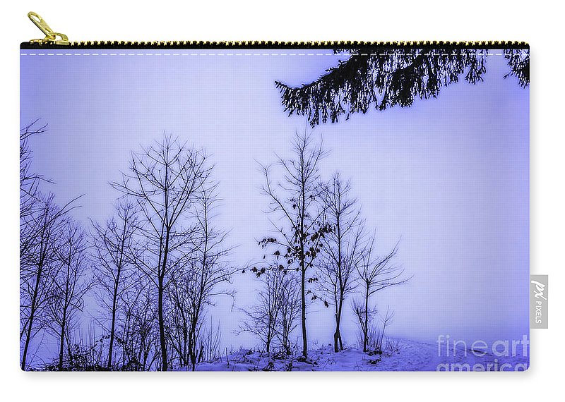 Seasons Carry-all Pouch featuring the photograph It Was Only A Dream by Joseph Yvon Cote