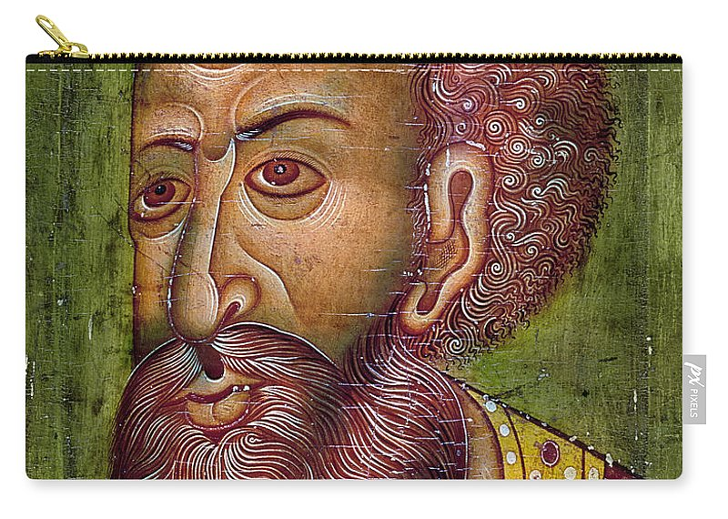 16th Century Carry-all Pouch featuring the photograph Ivan Iv Vasilevich by Granger