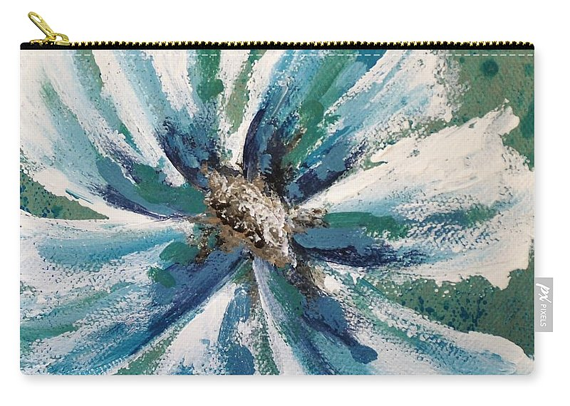 Carry-all Pouch featuring the painting Joy by Amy Chenoweth