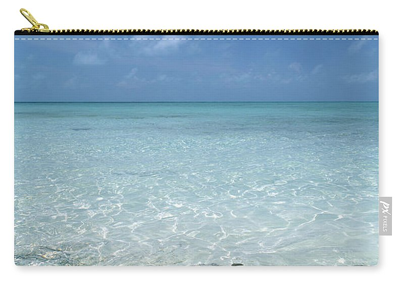 Starfish Carry-all Pouch featuring the photograph Just Between Us by Betsy Knapp
