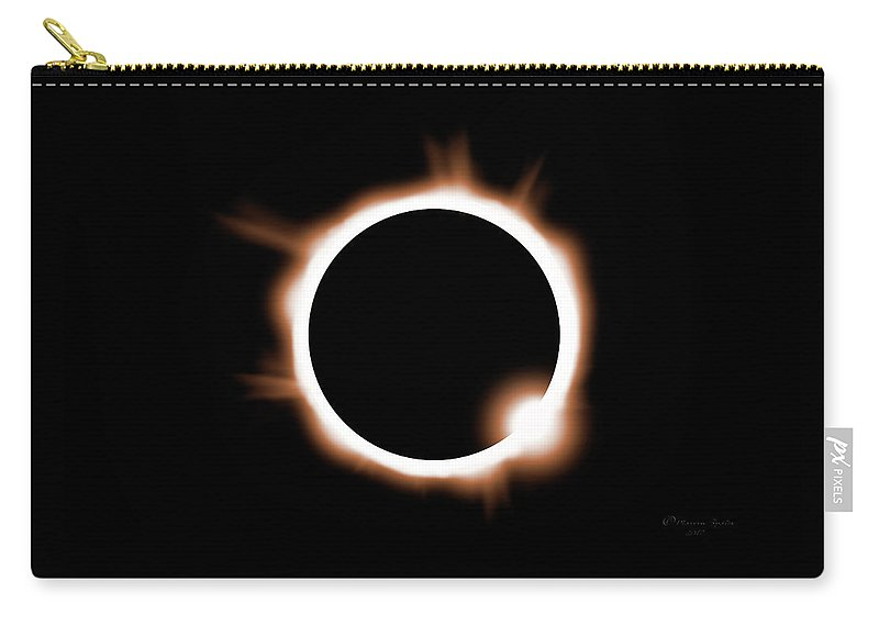 Full Carry-all Pouch featuring the photograph Just One Opportunity by Marvin Spates