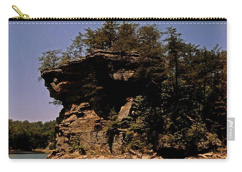 Kentucky Carry-all Pouch featuring the photograph Kentucky Wonder by Gary Wonning
