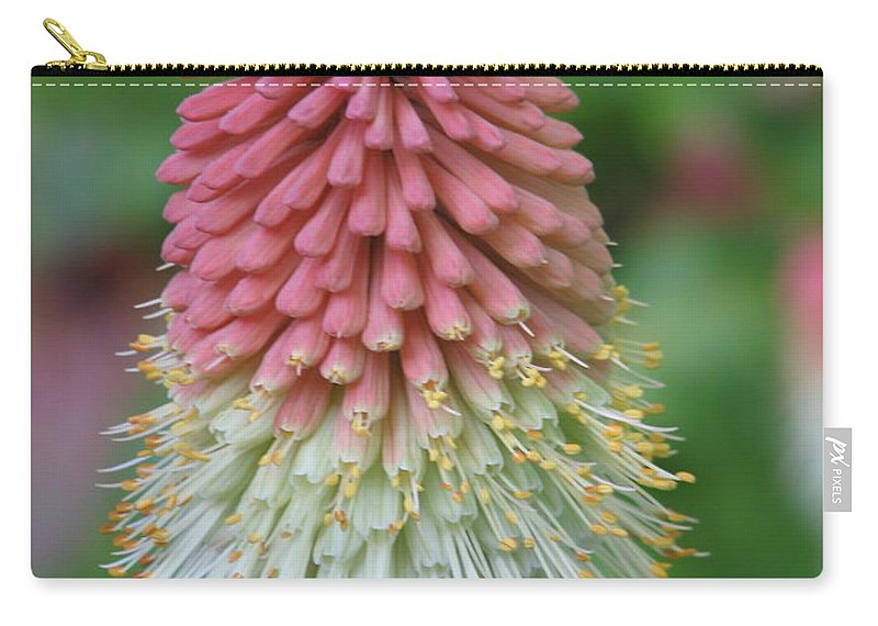Flower Carry-all Pouch featuring the photograph Kilmokea by Kelly Mezzapelle