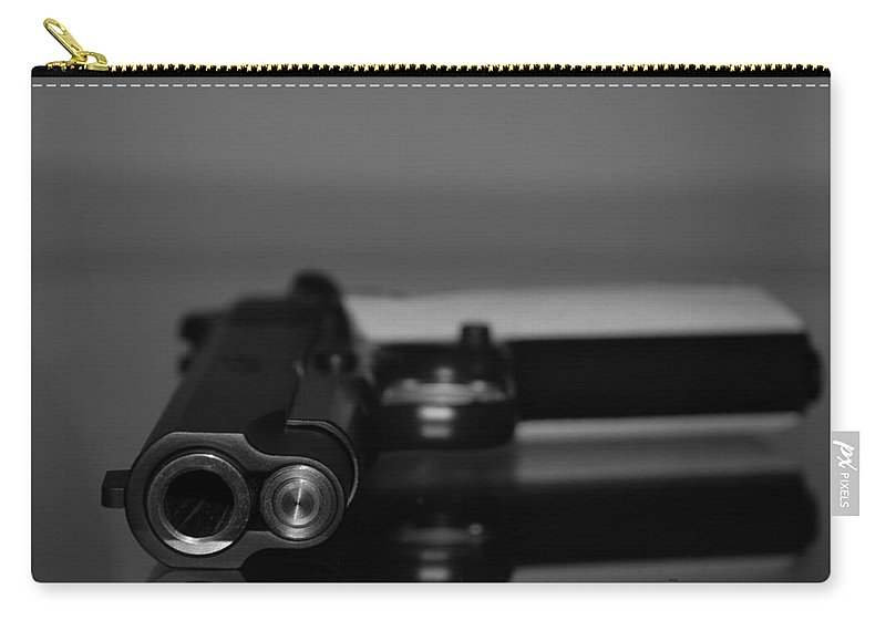 45 Auto Carry-all Pouch featuring the photograph Kimber 45 by Rob Hans