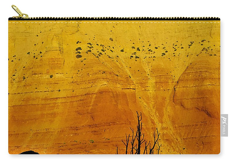 Kodachrome Carry-all Pouch featuring the photograph Kodachrome by Skip Hunt