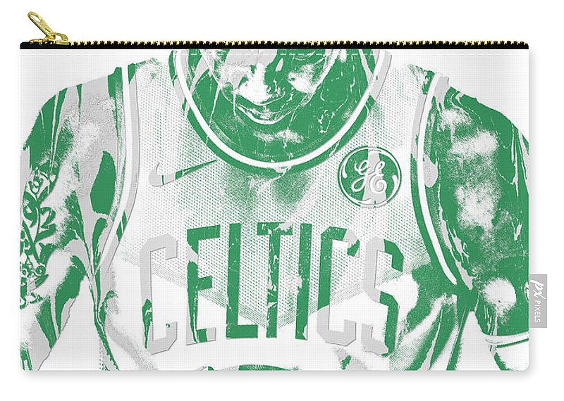 2176fde48d76 Kyrie Irving Boston Celtics Pixel Art 5 Carry-all Pouch for Sale by Joe  Hamilton