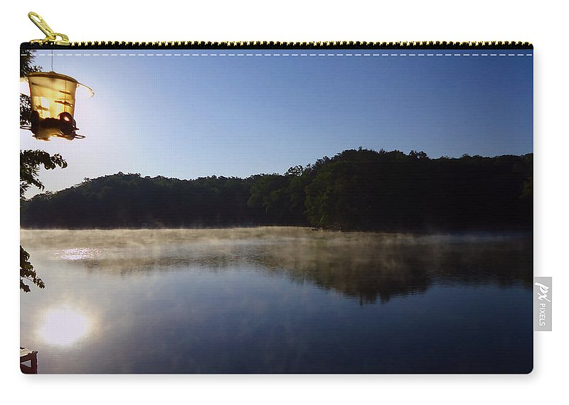Pat Turner Carry-all Pouch featuring the photograph Lake Lainer Sc by Pat Turner